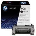 HP CE390X OEM (HP90X) Black Toner Cartridge,High Yield