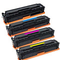 HP 410X New CompatibleToner Cartridge (High Yield) 1 Set of 4