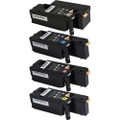 XEROX Phaser 6022, Workcentre 6027 Compatible Toner Cartridges (1 set of 4)