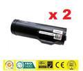 XEROX 106R02731 Extra High Yield Laser Toner Cartridge Black (1 Pack of 2)