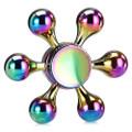 Six-Arm Fidget Spinner