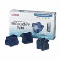 Original XEROX 108R00723 SOLID Ink Sticks Cyan (3 Per Box)