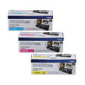 Brother TN339 CMY Toner 3-Color Pack - Original (6000 pages each)