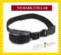 No Bark Collar & Anti Bark Shock Collar with 7 Levels (2 Pieces)
