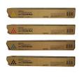 Ricoh 821181, 821182, 821183, 821184 Standard Yield Toner Cartridge Set - Ricoh Aficio SP C830DN
