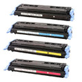 HP Q6000A,1A,2A,3A New Compatible Toner Cartridges Set 4/Pack