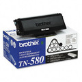 Brother TN-580 OEM Black Toner Cartridge High Yield of TN-520