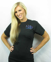 RingedHooks.com T-Shirt Front