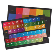 Arabic Learning Placemat