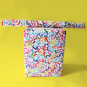 Persian Alphabet Wrapping Paper - 5  Sheets