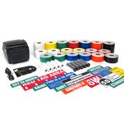 New to 5S? This LabelTac package is perfect for all your organizational labels.