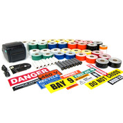 Label your whole facility with the LabelTac 4 Facility Package