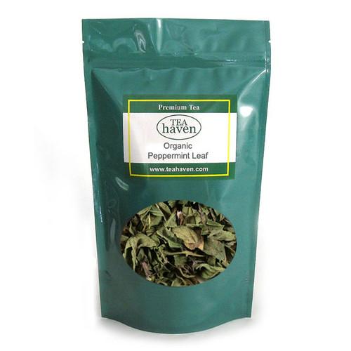 Organic Peppermint Leaf Tea