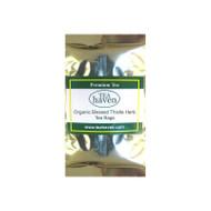 Organic Blessed Thistle Herb Tea Bag Sampler