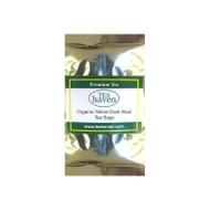 Organic Yellow Dock Root Tea Bag Sampler