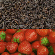 Strawberry Pu-erh Tea