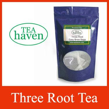 Three Root Tea Easy Brew Bags