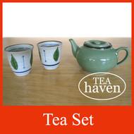 Tea Set - Green (20 oz)