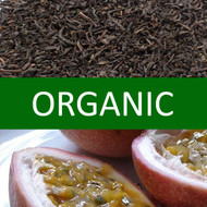 Organic Passion Fruit Flavored Black Tea