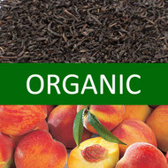 Organic Peach Black Tea