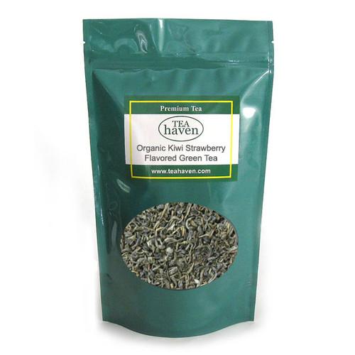 Organic Kiwi Strawberry Flavored Green Tea