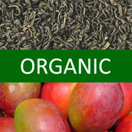 Organic Mango Green Tea
