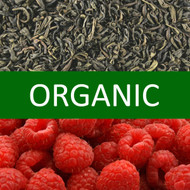 Organic Raspberry Green Tea