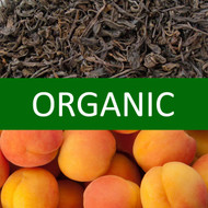 Organic Apricot Pu-erh Tea
