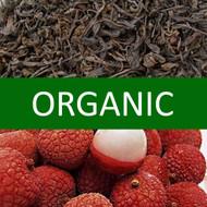 Organic Lychee Pu-erh Tea