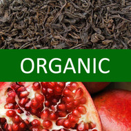 Organic Pomegranate Pu-erh Tea