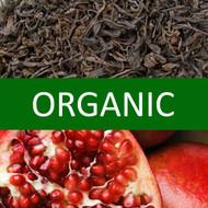 Organic Pomegranate Pu-erh Tea