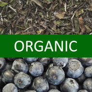 Organic Blueberry White Tea