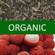 Organic Lychee White Tea