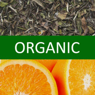 Organic Orange White Tea
