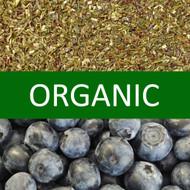 Organic Blueberry Green Rooibos Tea
