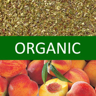 Organic Peach Green Rooibos Tea