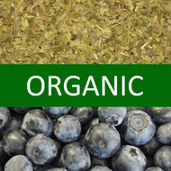 Organic Blueberry Yerba Mate