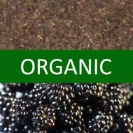 Organic Blackberry Roasted Yerba Mate