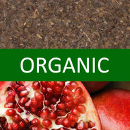Organic Pomegranate Roasted Yerba Mate