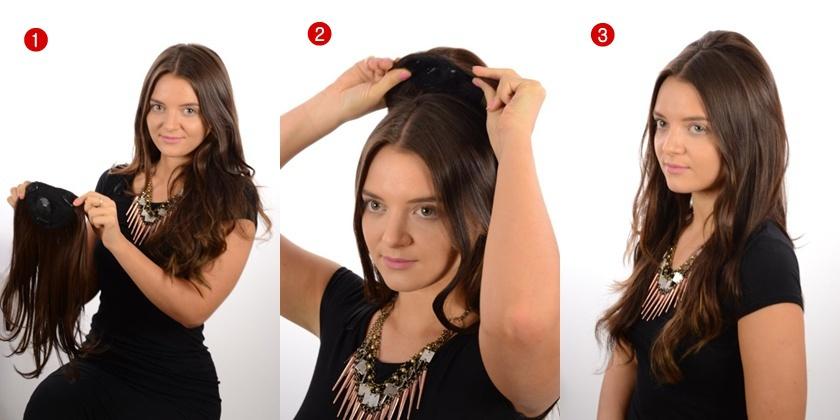 Hair Crown Hairpiece