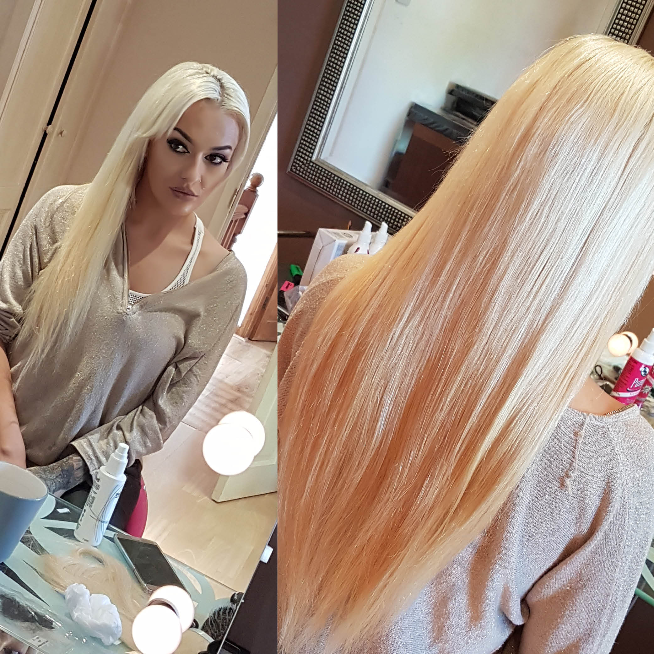 Tape in hair extensions makeover celebwigs hair by misstresses pmusecretfo Choice Image