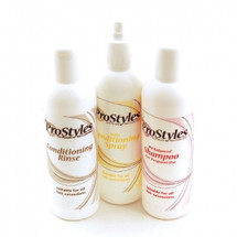 Pro Style Triple Care Pack - Wig Care Pack