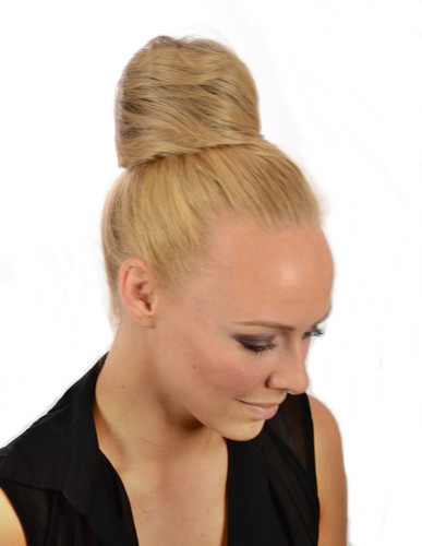 Top Knot Up Do Hairpiece Wrap Effect Buns 8 Shades