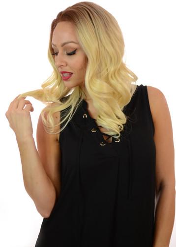 Blair Rooted Blonde wig