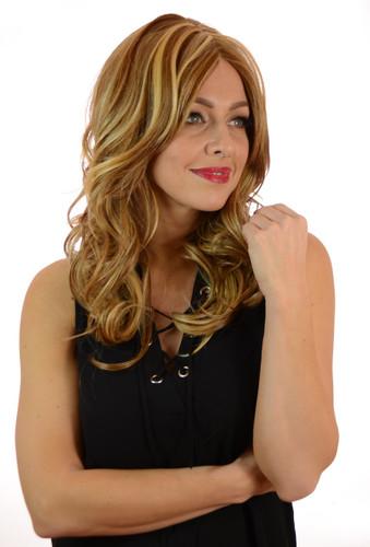 Nicole Ibiza Blonde Curly Wig