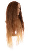 Avril Chocolate Crunch Brown Lace Front Long Wig