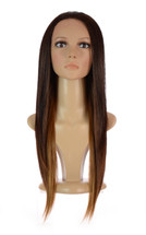 Rihann Dark Brown Lace Front Wig