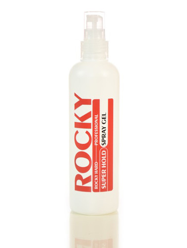 Rocky Professional Super Hold Spray Gel for Wigs & Human Hair
