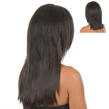 Clip in straight maneMaker Hair Weft.