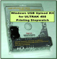 Ultrak 498-COMP Windows Interface Kit for 2000-Lap Ultrak 498 Printing Stopwatch